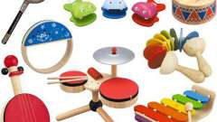 Детский инструмент музыкальный - музыкальные игрушки для малышей