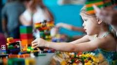 Детский уголок - помощь в развитии малыша