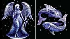 Дева-женщина - рыба-мужчина: совместимость. Гороскоп мужчины-рыбы