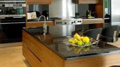 Дизайн кухни с барной стойкой для современного интерьера