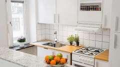 Дизайн малогабаритной кухни тоже может быть красивым