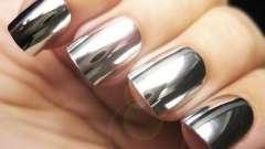 Дизайн ногтей с фольгой: пять эффектных вариантов