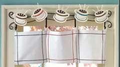 Дизайн штор на кухне: нюансы успешного выбора