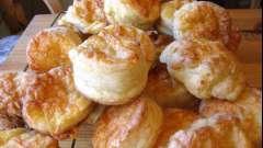 Домашнее печенье «розочка». Рецепты