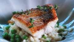 Домашние блюда на праздничный стол: рецепт. Судак по-царски и заливное из судака.
