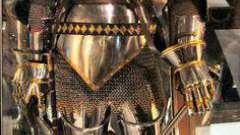 Доспехи рыцарей средневековья: фото и описание