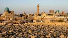 Достопримечательности бухары. Исторические памятники бухары