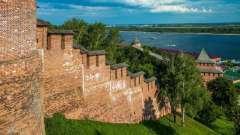 Достопримечательности и интересные места: нижний новгород
