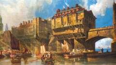 Достопримечательности великобритании: лондонский мост