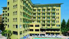 Доступный рай в турции: sun fire beach hotel 4