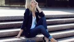 Джинсы слим: описание, отзывы. Создание гармоничных образов с джинсами слим