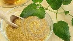 Египетский желтый чай: уникальные свойства