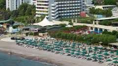 Esperides family beach resort 4* (родос, греция): описание и отзывы туристов