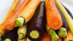 Есть ли крахмал в моркови, банане, лимоне и огурце?