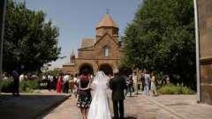 Езидские свадьбы: неповторимые и яркие