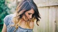Фаворит сезона 2013 - брондирование волос с эффектом ombre hair color