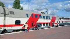 Фирменный двухэтажный поезд москва–казань: фото, описание, отзывы