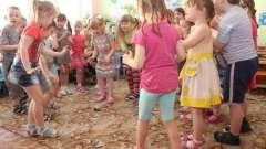 Физминутки в детском саду. Музыкальные физминутки в детском саду
