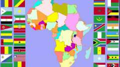 Флаг африки – борьба с колониализмом