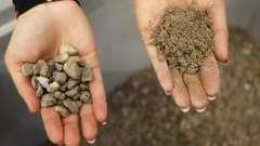 Фракция - это важный параметр при выборе щебня и песка для строительства