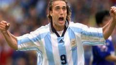 Габриэль батистута - аргентинский футболист, нападающий: биография, спортивная карьера
