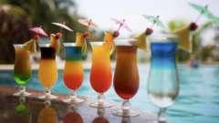 Гавайские коктейли: рецепты, способы приготовления, состав