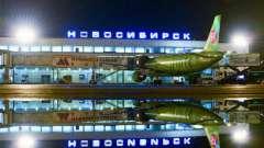 Где находится толмачево - самый крупный аэропорт в сибири