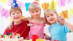 Где проводят детские дни рождения в москве?