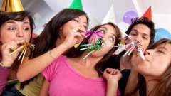 Где справлять день рождения, чтобы было весело?