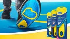 Гелевые стельки для обуви: отзывы. Гелевые стельки с технологией gelactiv