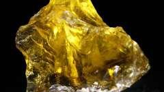 Гелиодор (камень): описание, магические свойства, знак зодиака