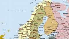 Географическое положение норвегии и общая информация о стране
