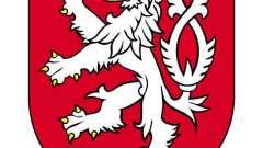 Герб чехии: история и значение