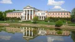 Главный ботанический сад им. Цицина ран: уникальный заповедник в черте мегаполиса