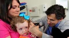 Гнойный отит у детей: причины возникновения, симптомы и лечение