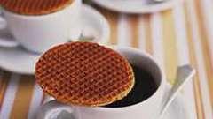 Голландские вафли: классический рецепт