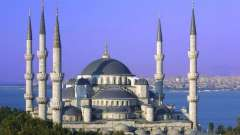 Голубая мечеть – история и интересные факты
