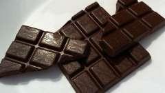 Горький шоколад: польза или вред организму?
