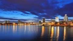 Город екатеринбург, река исеть - описание, фото
