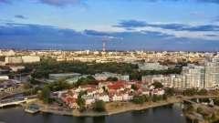 Город минск - столица беларуси