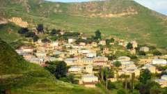 Города дагестана: от южно-сухокумска до дербента