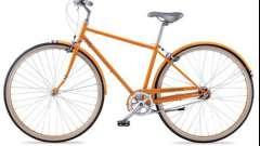 Городской велосипед - лучшее средство передвижения
