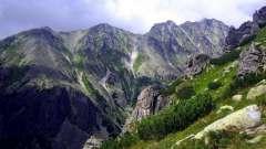 Горы в польше, словакии, чехии, германии. Отдых в горах польши
