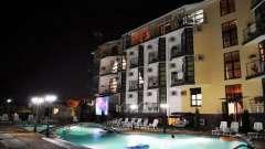 Гостевой дом, витязево. Витязево: гостевой дом с бассейном: фото, цены, отзывы