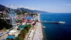 """Гостиница """"дикрис"""" (лазаревское, ул. Тормахова, 32): описание, услуги, отзывы"""