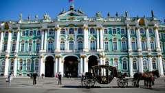 Государственный эрмитаж. Эрмитаж (санкт-петербург): коллекция живописи