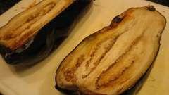 Готовим баклажан, запеченный в духовке