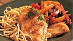 Готовим филе курицы в духовке