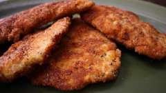Готовим куриные котлеты: рецепт котлет из куриного фарша и филе