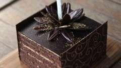 Готовим торт на день рождения мужу
